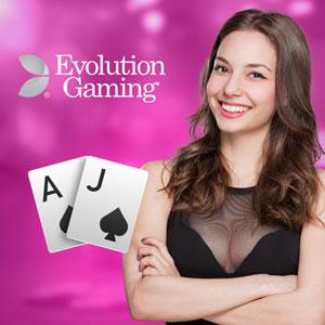 Evolution Blackjack