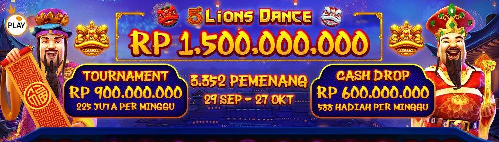 PP 5 Lions Dance Campaign